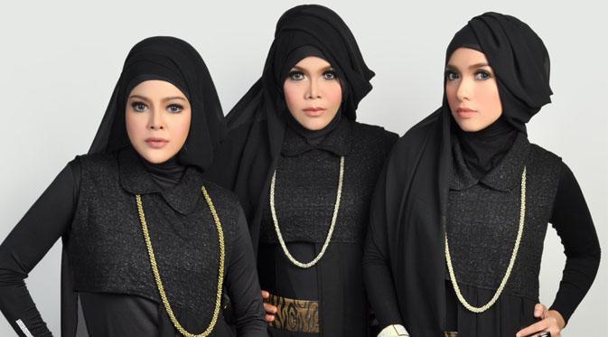 Trio Kamila, Grup Dangdut Berhijab