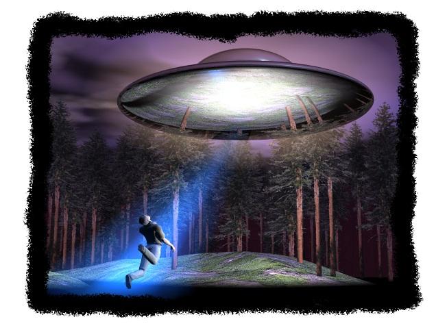 STORY: Penampakan UFO dan Penculikan Alien Pertama