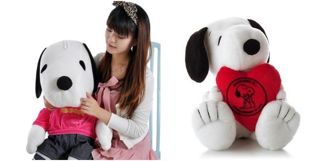 STORY: Pasangan Ini Putus Cinta Hanya Karena Boneka Snoopy