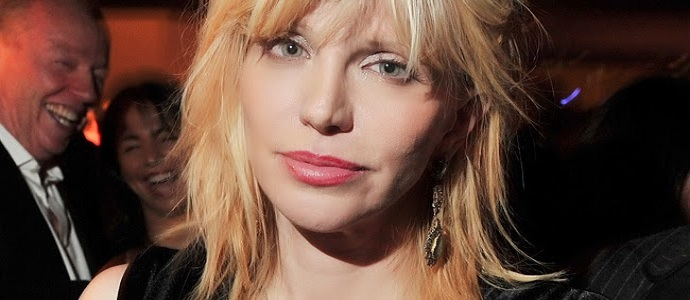 Lagu Baru Courtney Love Beraliran Punk