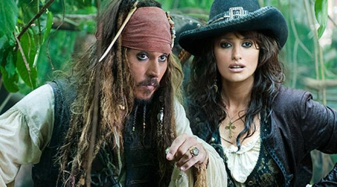 Film Kelima Pirates of the Carribean Alami Penundaan