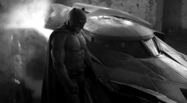 Ini Dia Penampakan Perdana Batman di Superman Vs Batman