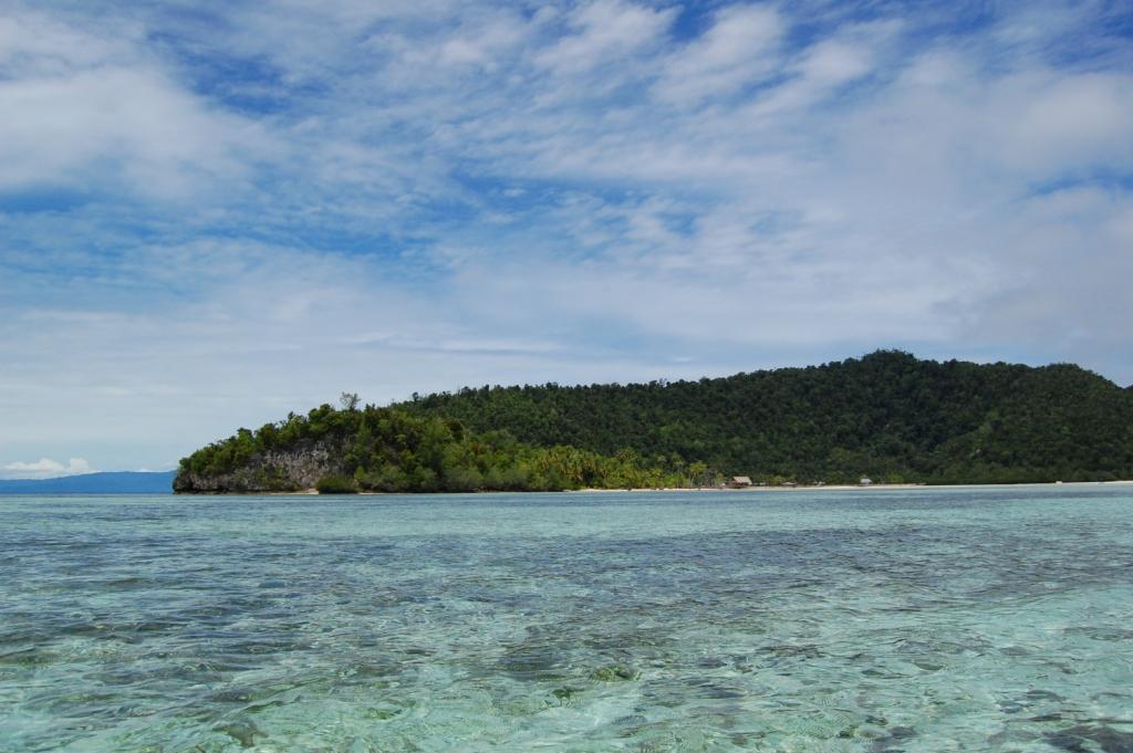 Pulau Mioskon, Pulaunya Kelelawar