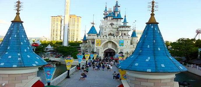 Lotte World Adventure, Taman Rekreasi Indoor Terbesar di Asia