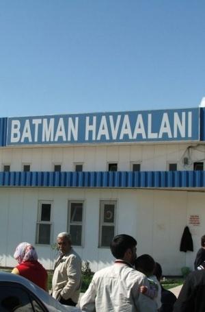 Batman Airport, Turki