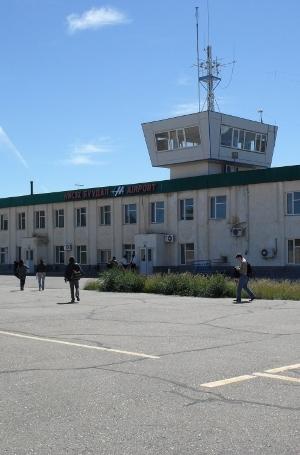 Moron Airport, Mongolia