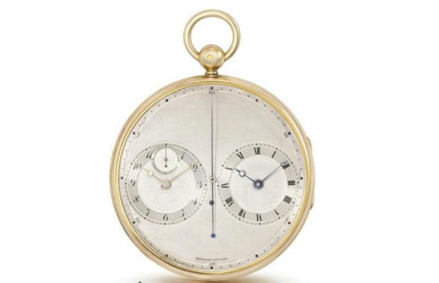 Breguet & Fils, Paris, No. 2667 Precision