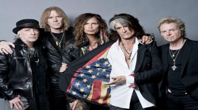 Aerosmith Gagal Rilis Album Baru?