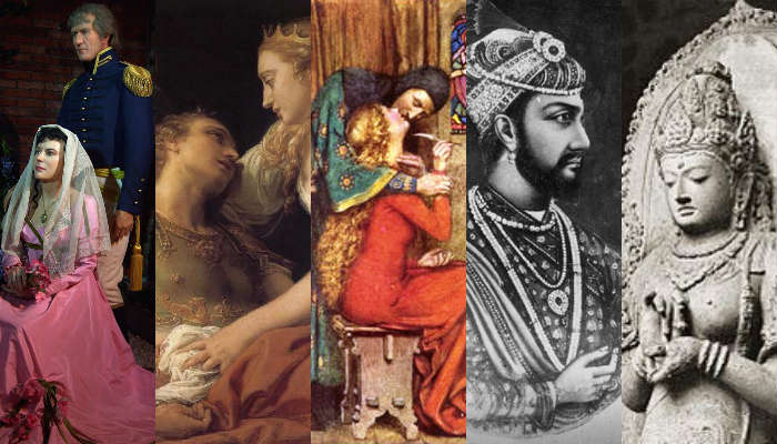 5 Kisah Percintaan yang Berakhir dengan Kesedihan