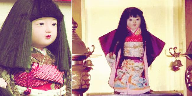 Boneka Okiku, Boneka yang Rambutnya Terus Memanjang