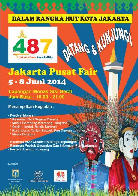 Jakarta Pusat Fair 2014