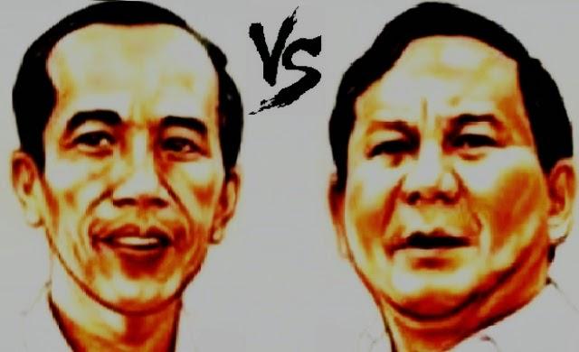 Persaingan Jokowi-Prabowo Berlanjut Hingga ke Game Ponsel