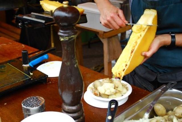 Raclette, Makanan Musim Dingin di Perancis