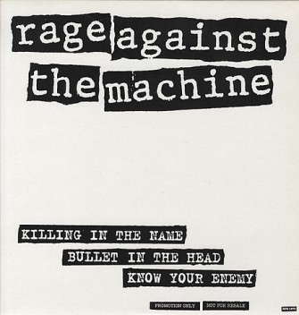 Rage Against The Machine â?? Killing In The Name (1992)