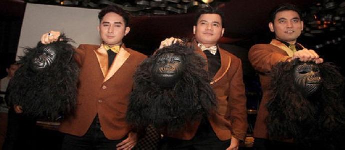 Saingi Trio Macan, Pria-pria Ini Bikin Grup 3 Kingkong