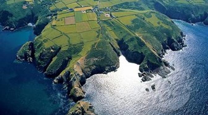 Sark Island, Pulau Tergelap di Dunia