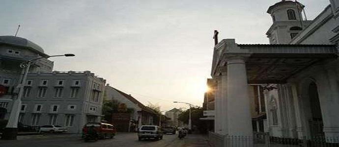 Belanda Mini, Kawasan Kota Tua di Semarang