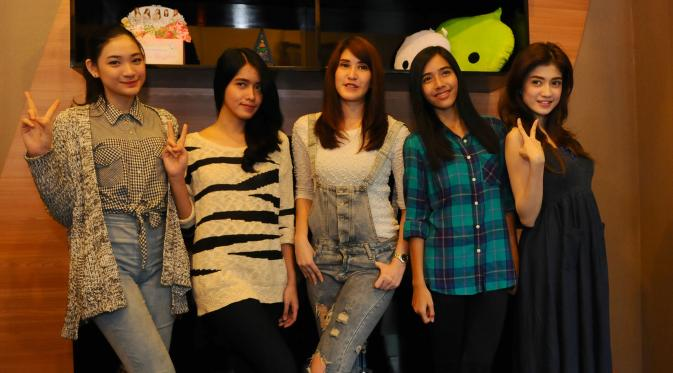 Dinilai Sepi Job, Girl Band 'Princess' Bubar