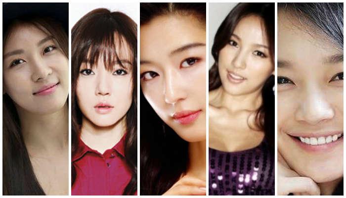 5 Seleb Cantik Korea dengan Bibir Paling Seksi