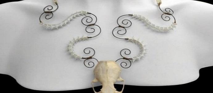 Penampakan Perhiasan yang Dibuat dari Tulang