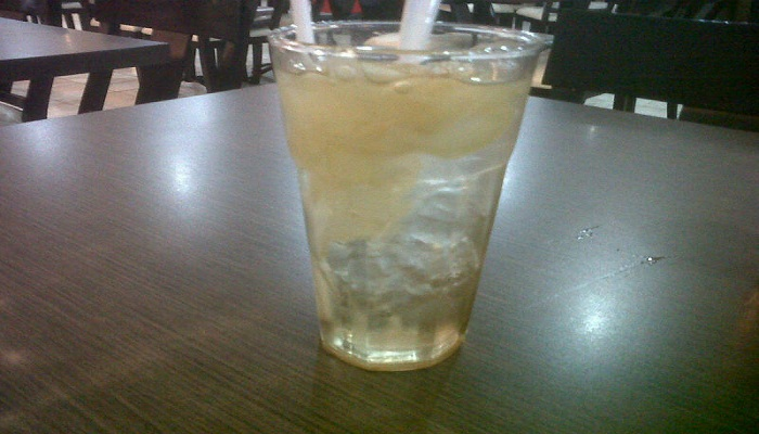 Es Pala Bogor, Minuman Zaman Penjajahan Belanda