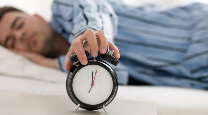Waspada! Sering Tidur Larut Malam Bikin Tubuh Cepat Lelah