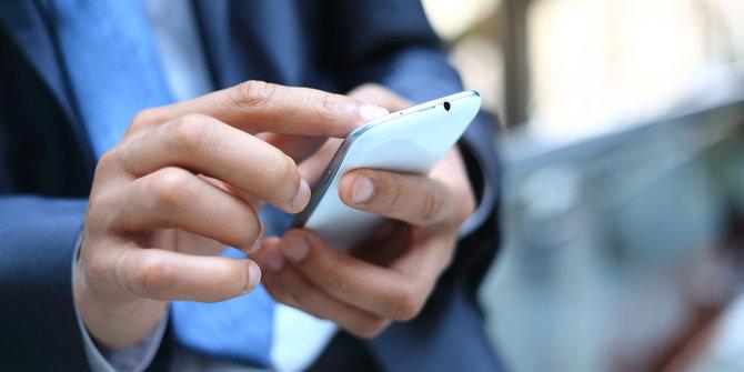 Mau Berhenti Merokok? Rajinlah SMS-an