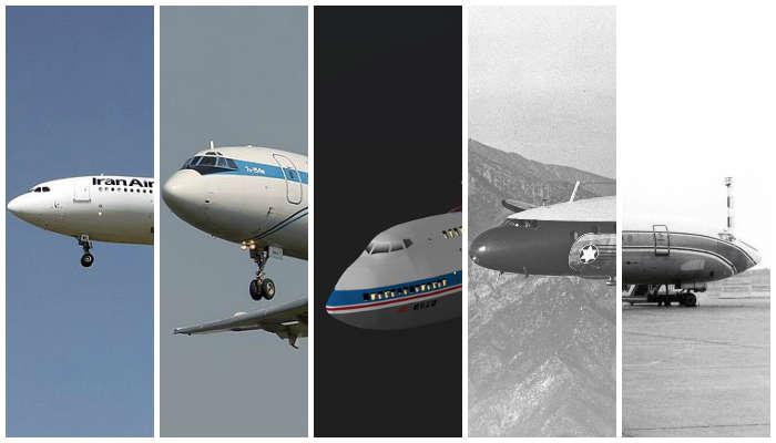 5 Pesawat Komersil yang Pernah Ditembak Jatuh