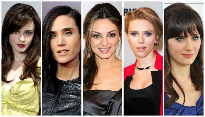 5 Seleb Hollywood yang Bermata Indah