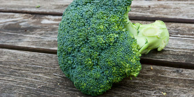 Makan Brokoli untuk Pencegah Asma