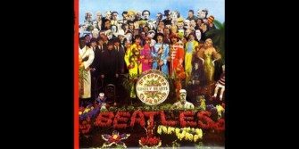 Sampul Sgt. Peppers Lonely Hearts Club Band
