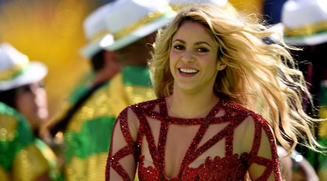 Lagu 'Loca' Milik Shakira Langgar Hak Cipta?