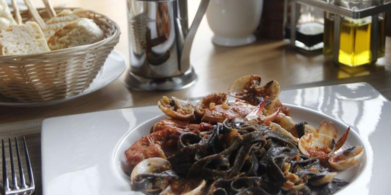 Yummy, Lezatnya Pasta Italiana Molluschi