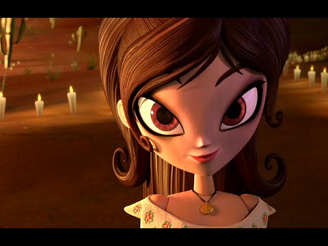 VIDEO: The Book of Life, Animasi Penuh Warna