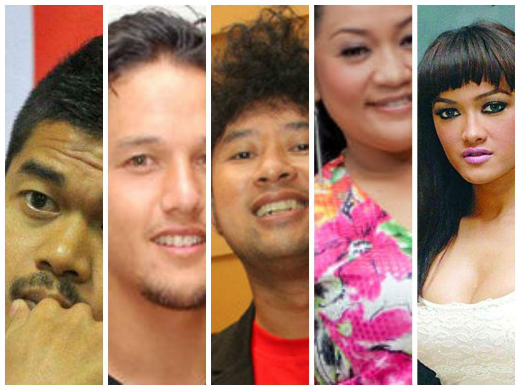 5 Seleb Indonesia Ini Lakukan Ice Bucket Challenge