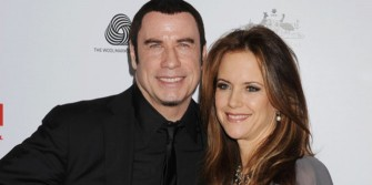 John Trabolta dan Kelly Preston