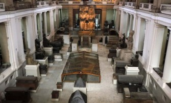 Museum of Egyptian Antiquities, Mesir