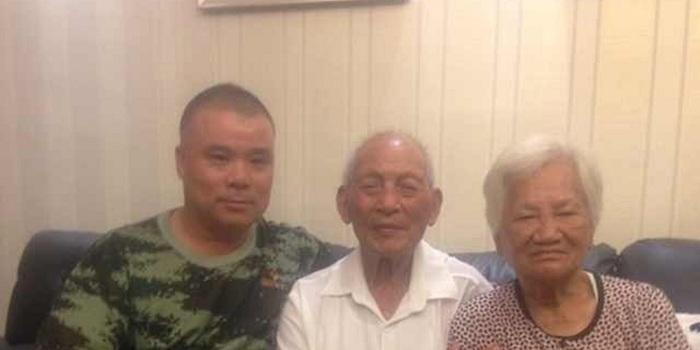 STORY: Pasutri Kembali Bertemu Setelah 70 Tahun Berpisah