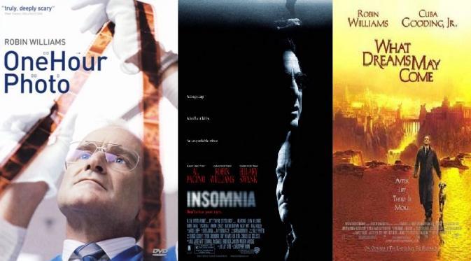 5 Film Keren Robin Williams Tapi Kurang Populer