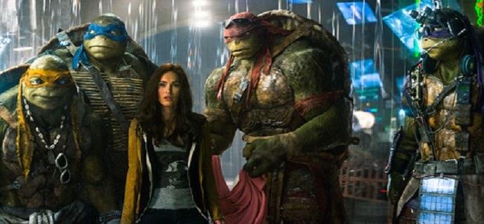 Seperti Apa Film Terbaru Teenage Mutant Ninja Turtles?