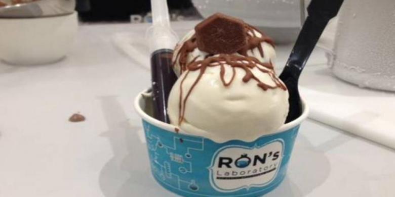 Diciptakan Es Krim Anti Masuk Angin, Mau Coba?