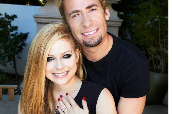 Setahun Nikah, Avril Lavigne Kembali di Ambang Perceraian