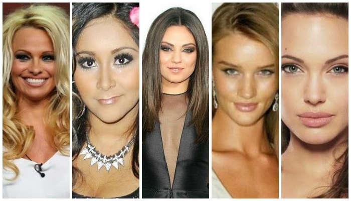 5 Seleb yang Tak Cocok Tampil Tanpa Make-Up