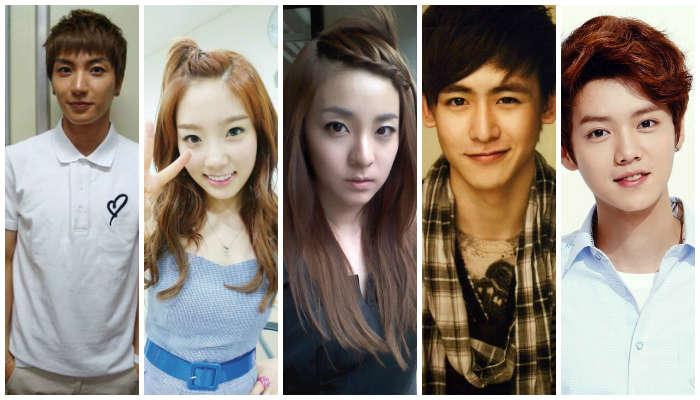 5 Seleb Korea Paling Baby Face