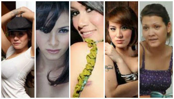 5 Artis Indonesia yang Seksi dan Bertato