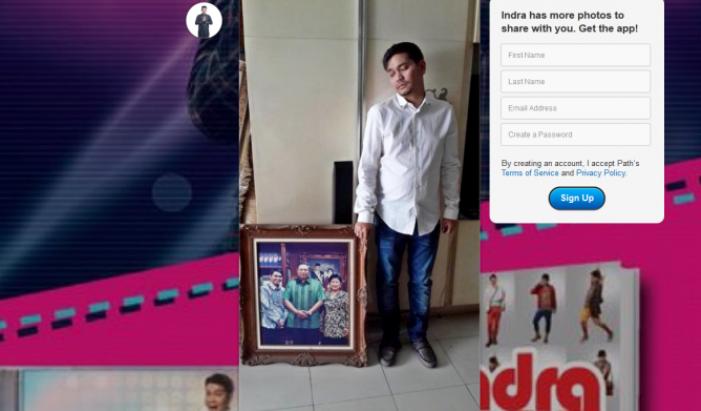 Kecewa RUU Pilkada, Indra Bekti Turunkan Fotonya Bareng SBY