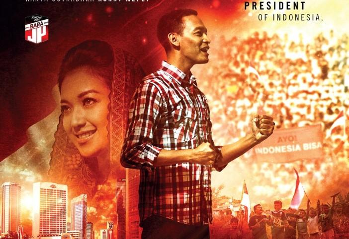 Ben Joshua Merasa Terhormat Bisa Perankan Jokowi