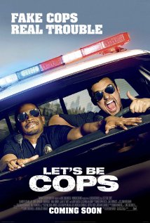 Poster film Let's Be Cops