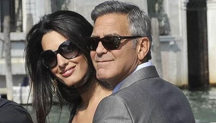George Clooney Resmi Nikahi Amal Alamuddin