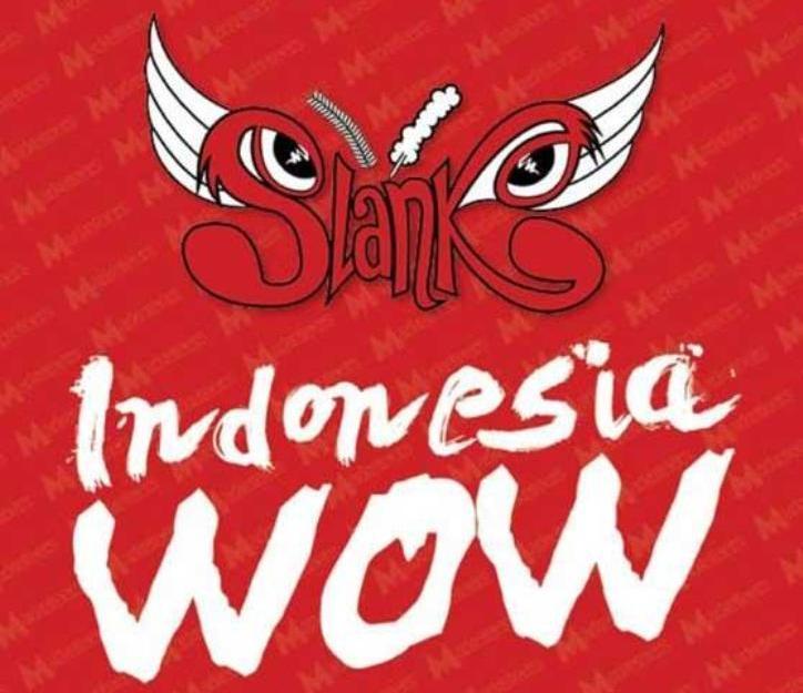 Slank Promosikan Indonesia ke Dunia lewat â??Indonesia WOW!